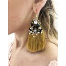 wholesale Earrings:YELLOW EARRINGS K938ZO