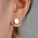 EARRINGS K960 ear muffs