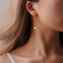 EARRINGS Hanging stars K955