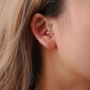 EARRINGS Ear muffs K951