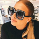 Crystal sunglasses black ok146
