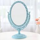 Großhandel Make-up Accessoires:Blauer Spiegel L1N