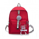 wholesale Backpacks: BACKPACK BACKPACK - RED PL124CZE