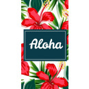 wholesale Home & Living: towel BEACH 170x90 ALOHA REC43WZ17