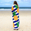 towel ROUND PINEAPPLE REC35