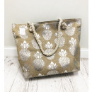 SAC A THE ANANAS ARGENT TP08S