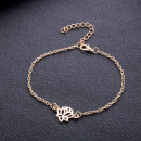 BRACELET Lotus on foot B279Z