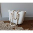 Großhandel Taschen & Reiseartikel: TASCHE JELLY BAG - SAND T1PI