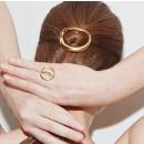 Großhandel Haarschmuck:SP21 Haarspange