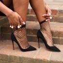 mayorista Ropa / Zapatos y Accesorios: SOCKS fishnet gran SKAR02 malla