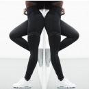 Großhandel Hosen: Sport Leggings Fitness Workout Schwarz L LEG16L