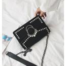 Großhandel Handtaschen: BABY T-SHIRT SCHWARZ T107CZ