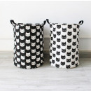 CONTAINER BASKET BAG FOR TOY OR DRINKING OR2 CAT
