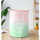 Container basket sack for toys or washing ombre ro