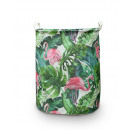 wholesale Household & Kitchen: Container basket sack for toys or washing flamingo