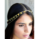 Tikka ornament band Boho Gold O194