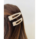 Hairpin with pearls gold pearls SP34Z