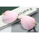 Großhandel Sonnenbrillen: Sonnenbrille Fliegerwespen OK172WZ3