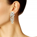 Hanging jewerly earrings decorated with K1027