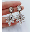 Hanging jewerly earrings decorated with K1028B