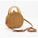 BAG Wicker beauty box T159