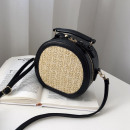 Großhandel Taschen & Reiseartikel: Wicker Tasche auf der Schulter der Schönheit T171C