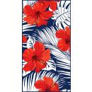 towel PLAŻOWY 170x90 Flower REC44WZ2
