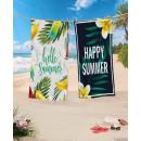towel PLAŻOWY 170x90 Pineapple REC44WZ5