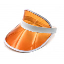 Transparent women's cap CZ10POM
