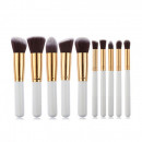 wholesale Make-up Accessoires: Makeup brushes set 10 pcs PZ25WZ8