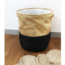 Container for toys or washing, gold OR2WZ86 basket