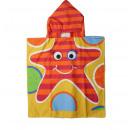 groothandel Home & Living: handdoek STRAND Kindercape PEL01WZ14