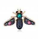 BZ44 insect decorative brooch