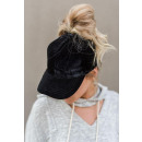wholesale Fashion & Apparel: Women's pony cap VELVET collection