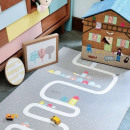 wholesale Bath & Towelling: Children's mat ROAD Colorful rug D9