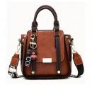 Großhandel Handtaschen: SCHWARZER GRIFF MIT T147KAR-SCHLÜSSEL