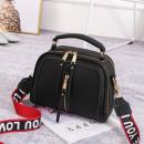 Großhandel Taschen & Reiseartikel: Schwarze Tasche mit einem Schloss T182