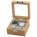 Casket for two PDMDF02 watches