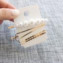 grossiste Soins des Cheveux: Épingles à cheveux lot de 4 perles SP65