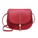 grossiste Bagages et articles de voyage: Mini sac à main en cuir rouge T184CZE-M