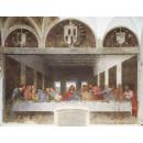 Leonardo The Last Supper 1000 pieces Puzzle Museum