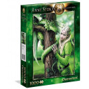 1000 Pieces Puzzle Anne Stokes Collection Related