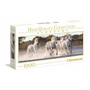 1000 Pieces Puzzle NP Panorama Galloping horses
