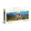 1000 pieces Puzzle NP Panorama Neuschwanstein