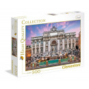500 pieces Puzzle High Quality Collection Trevi-Br