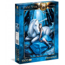 groothandel Speelgoed: 1000 stukjes Puzzel Anne Stokes Collection Blue Mo