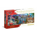 1000 Pieces Puzzle Disney Panaroma Cars