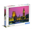 London 500 pieces Puzzle High Quality Collection