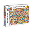 1000 Pieces Puzzle Impossible Tsum Tsum