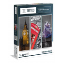 Trittico London 3 x 500 piece puzzle